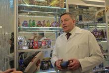 Губернатор Кувшинников в Шекснинском районе